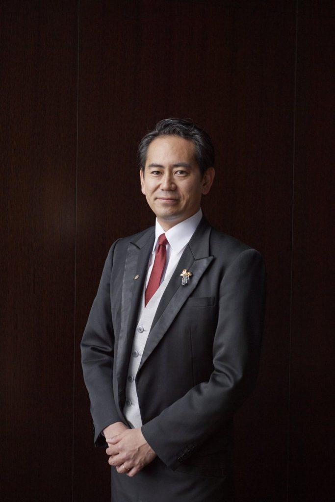 sake sommelier Yasuyuki Kitahara