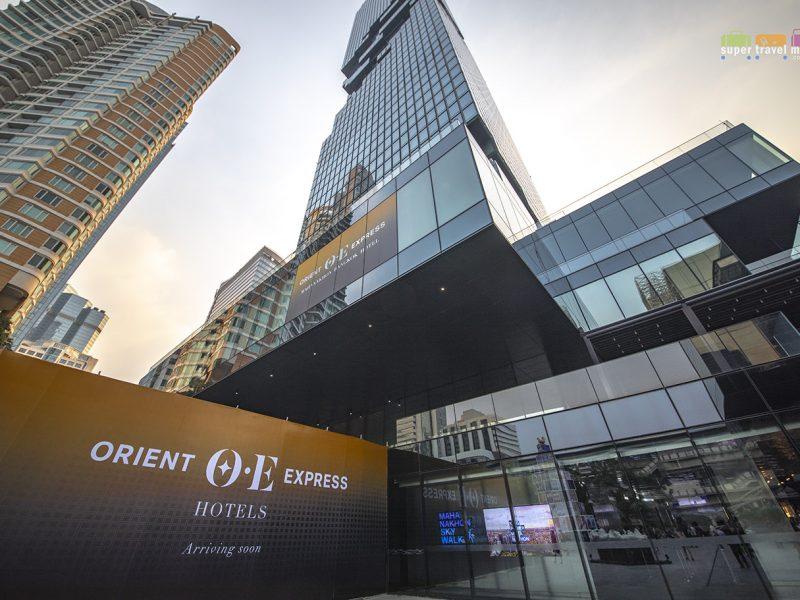 Orient Express Mahanakhon Bangkok to open Q4 2019