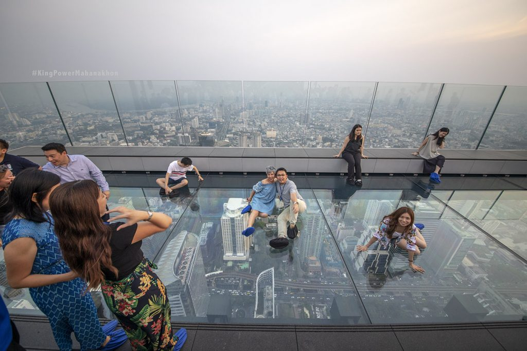 SkyWalk at King Power Mahanakhon