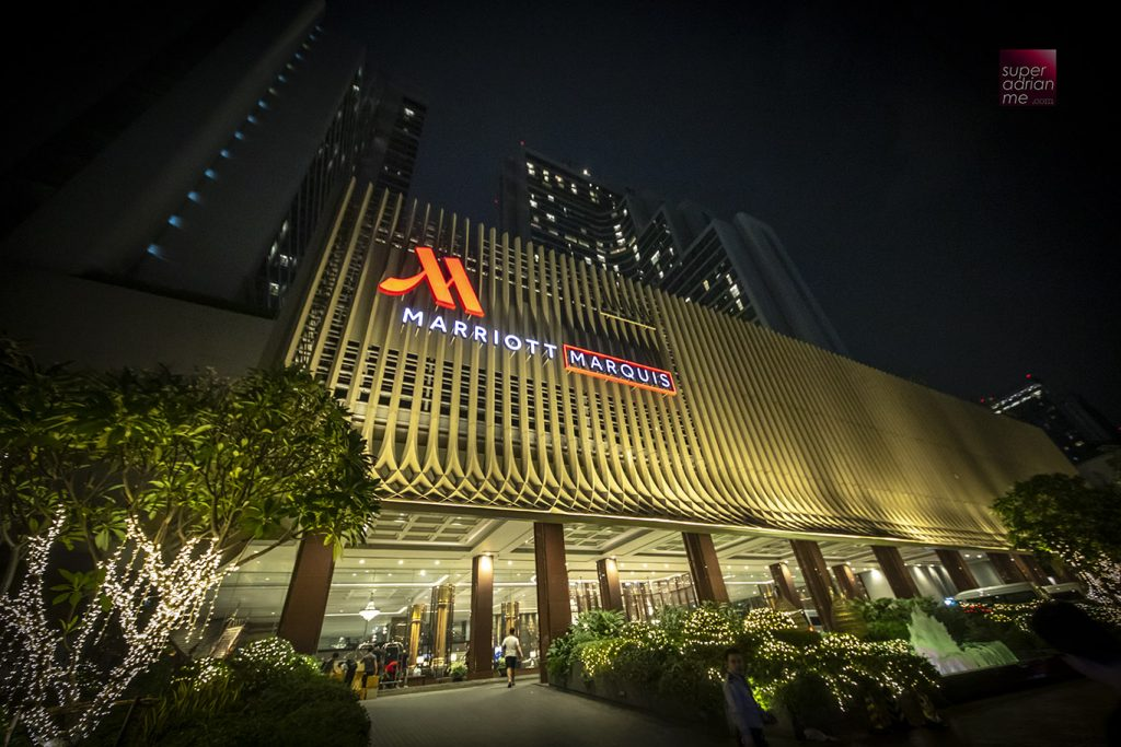 Marriott Marquis Bangkok
