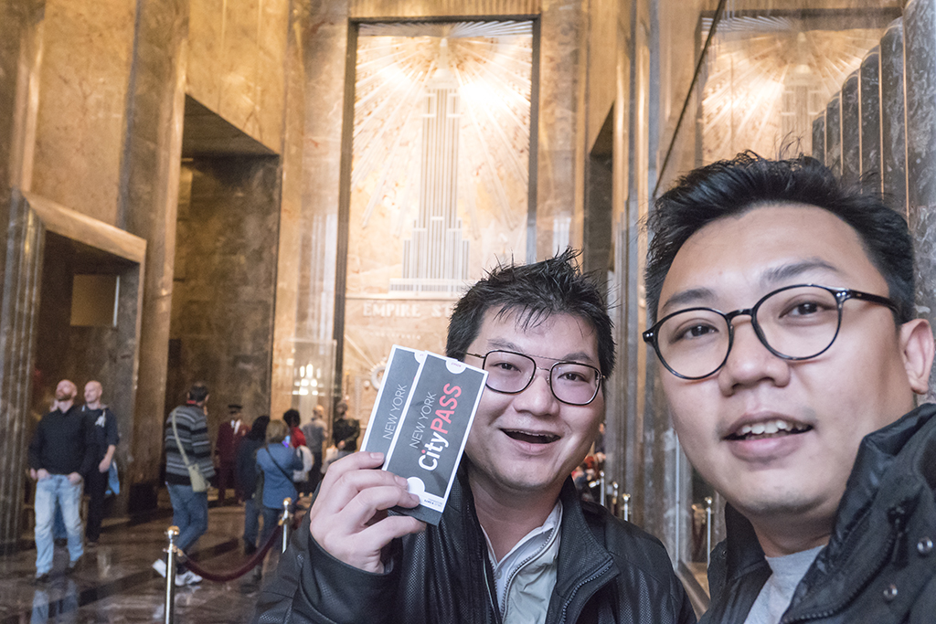 CityPASS Tickets to the Empire State Building in New York