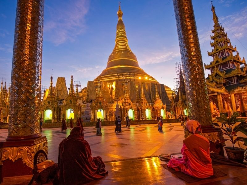 Shwe Dagon Pagoda (Ministry of Hotels and Tourism, Myanmar photo)