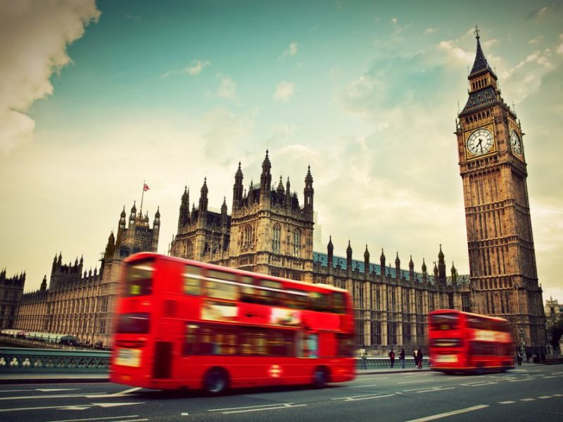 London (Shutterstock Image)