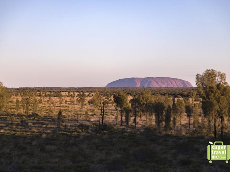Ayers Rock - Sunset