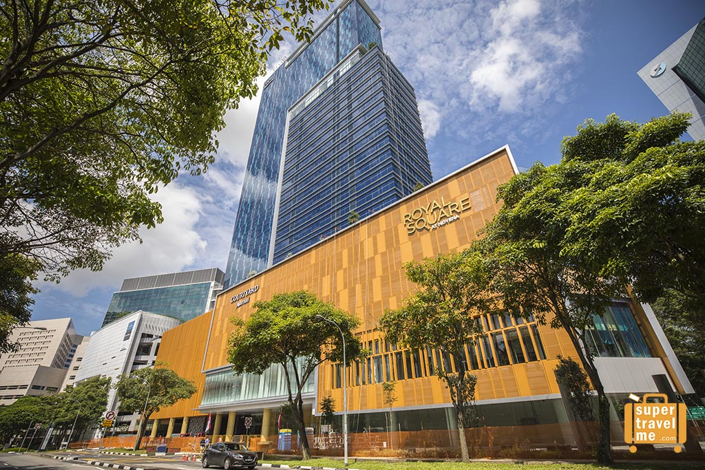 Courtyard by Marriott Singapore Novena 1G7A0050