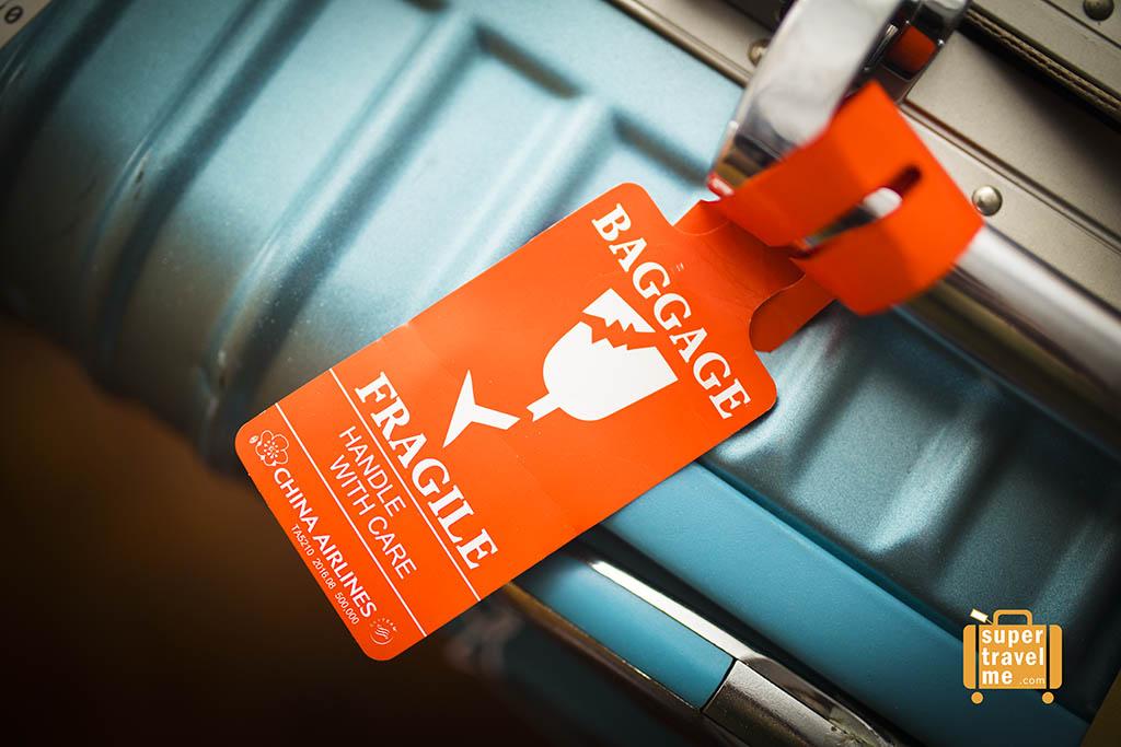 Fragile Baggage China Airlines Supertravelme Com
