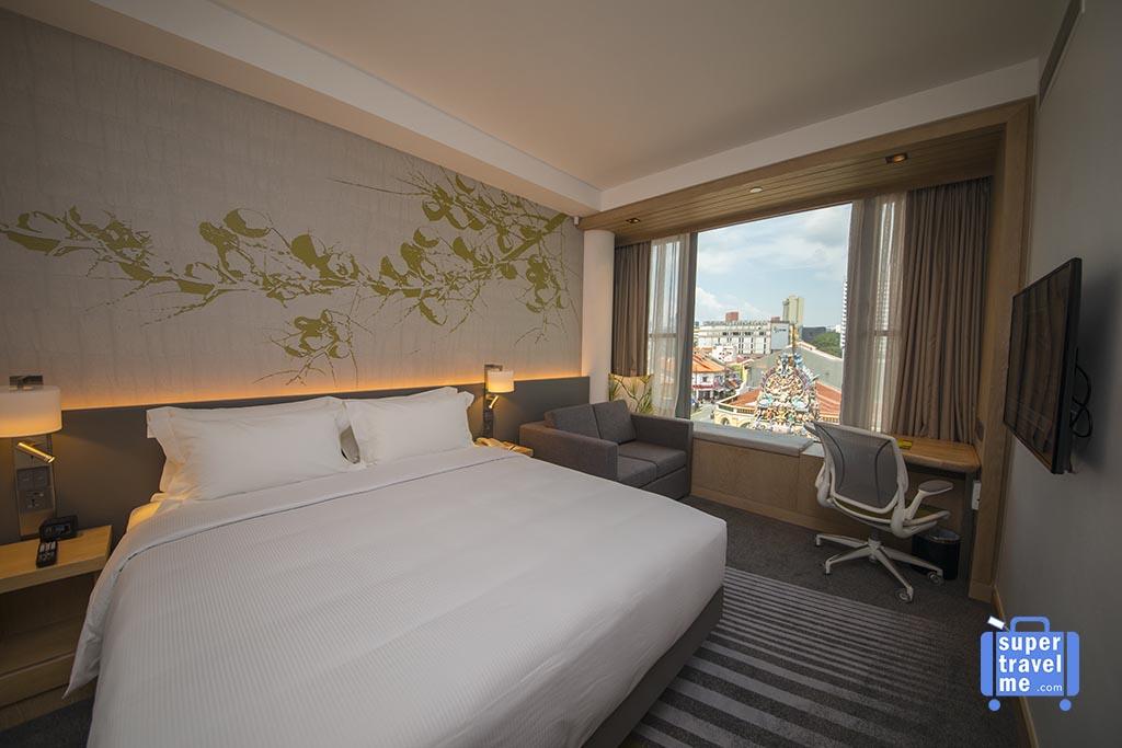 Hilton Garden Inn Singapore Serangoon Sofa Bedroom Supertravelme Com