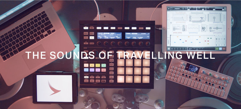 The sounds of travelling well