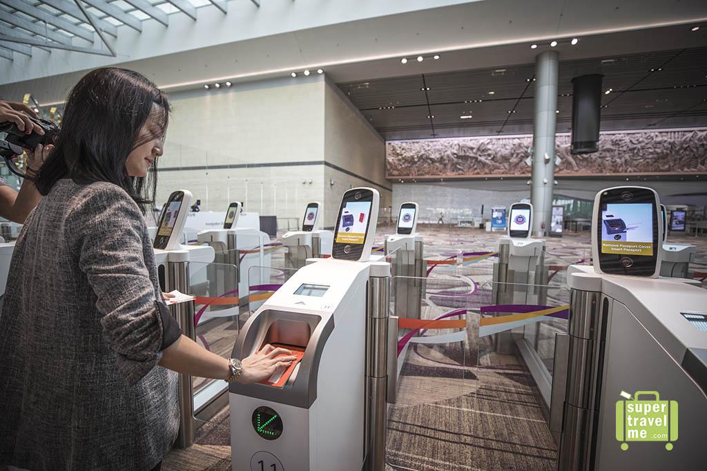 Guide To Changi Airport Terminal 4 | SUPERTRAVELME com