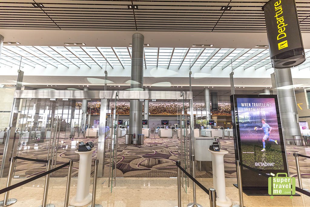 Airport Hotel Singapore Terminal