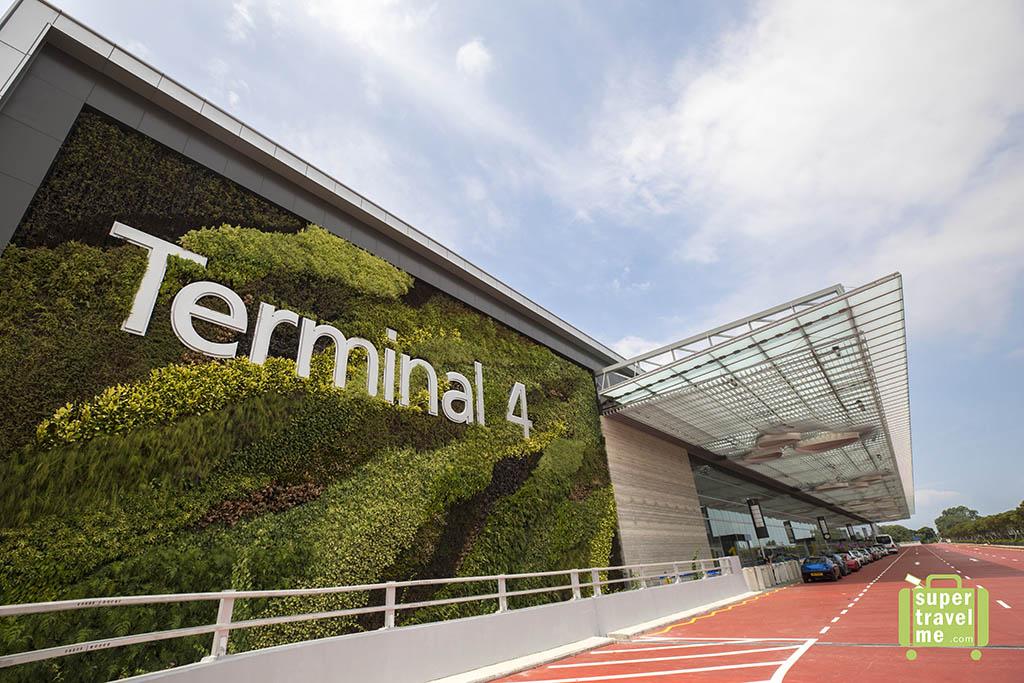 Changi Airport Terminal 4 - Facade1G7A1742