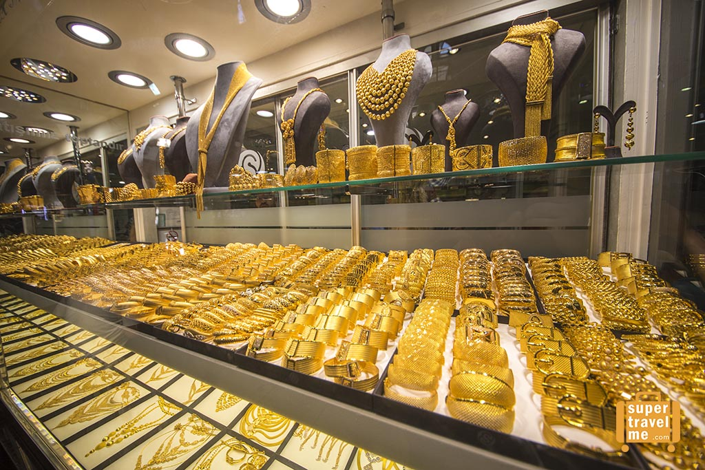 Grand Bazaar - Gold and Jewellery