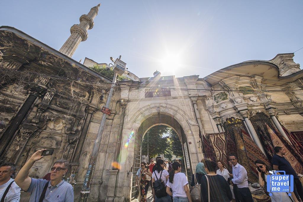 Visit the Grand Bazaar in Istanbul, Turkey