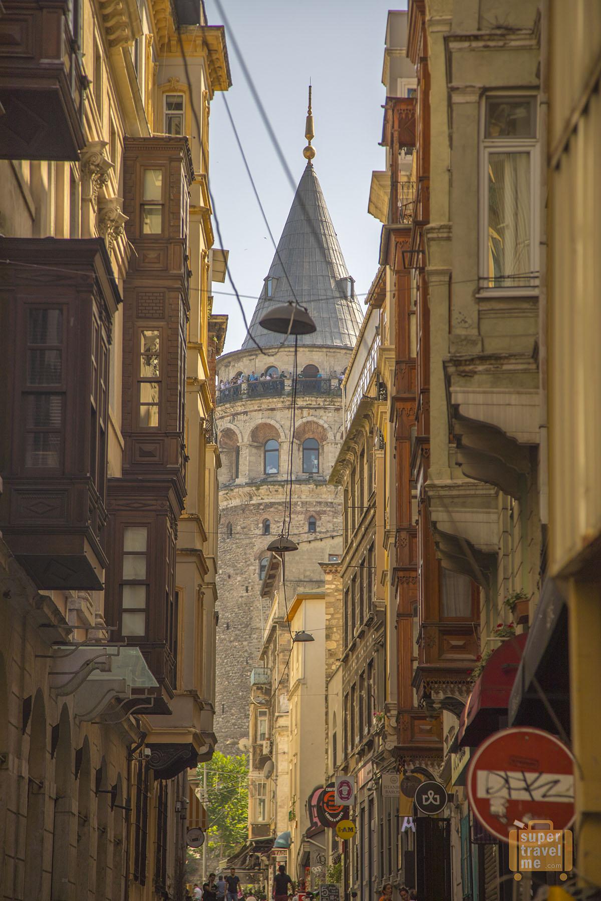 Istanbul - Galata Tower 1G7A8287