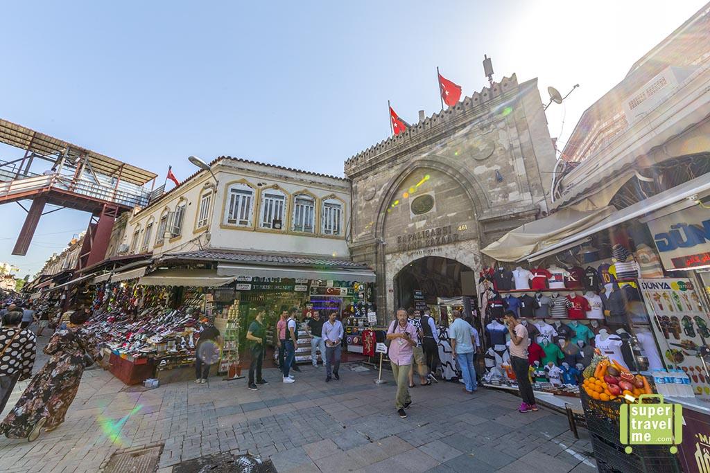 Istanbul - Grand Bazzar