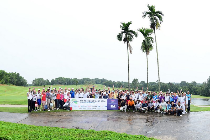 Participants of the BLR President's Cup before the start 0461