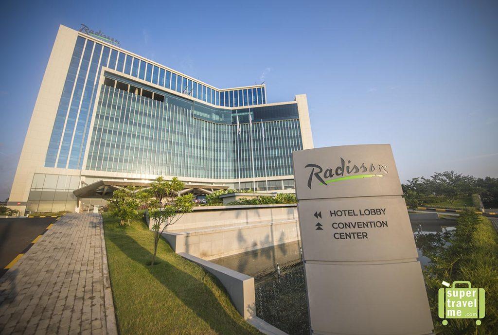 Review Radisson Golf And Convention Center Batam