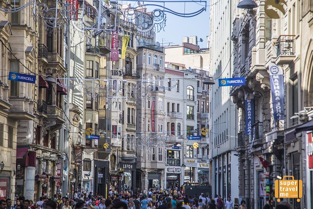 Taksim Street