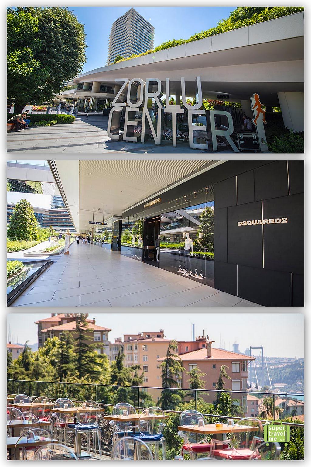 Zorlu Centre, Istanbul