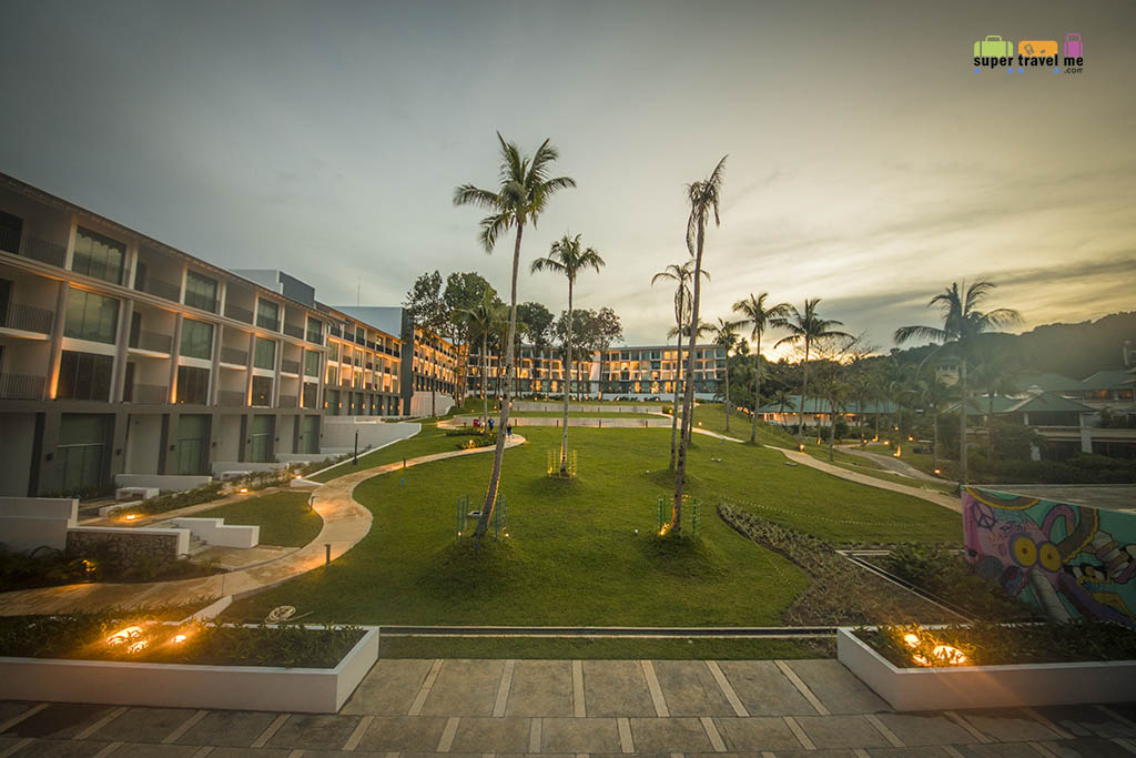Cassia Bintan blocks two to five