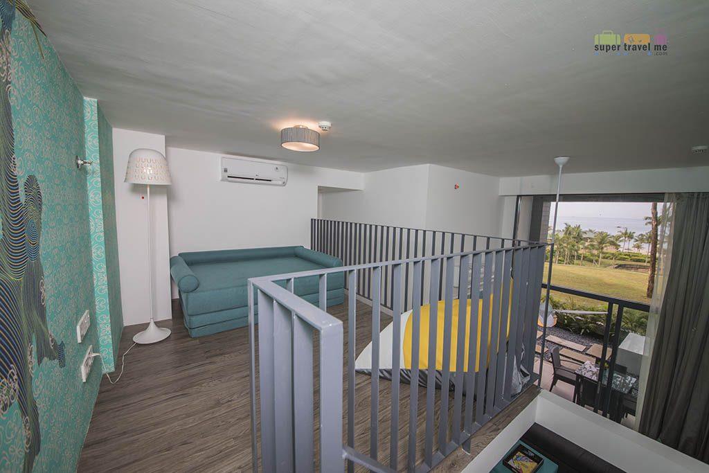 Cassia Bintan - The Loft at the two bedroom loft apartment 1G7A5590