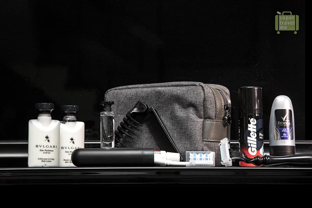 Emirates Business Class Amenity Kit for Men
