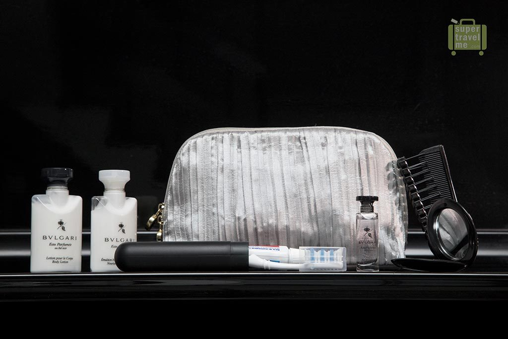 Emirates Business Class Amenity Kit for Women