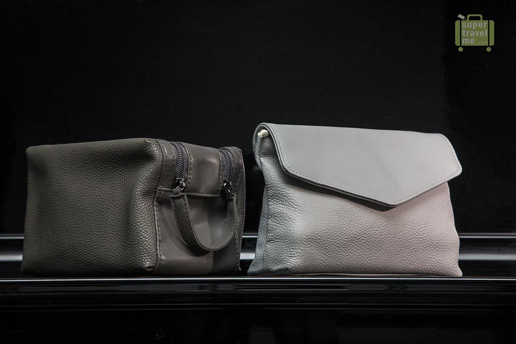 Emirates First Class Amenity Kit Bags