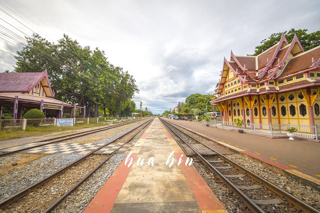 Hua Hin Railway Station 1G7A3534-2