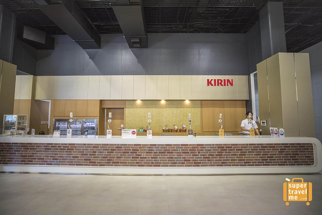 Kirin Yokohama Brewery - Tasting 1G7A0731