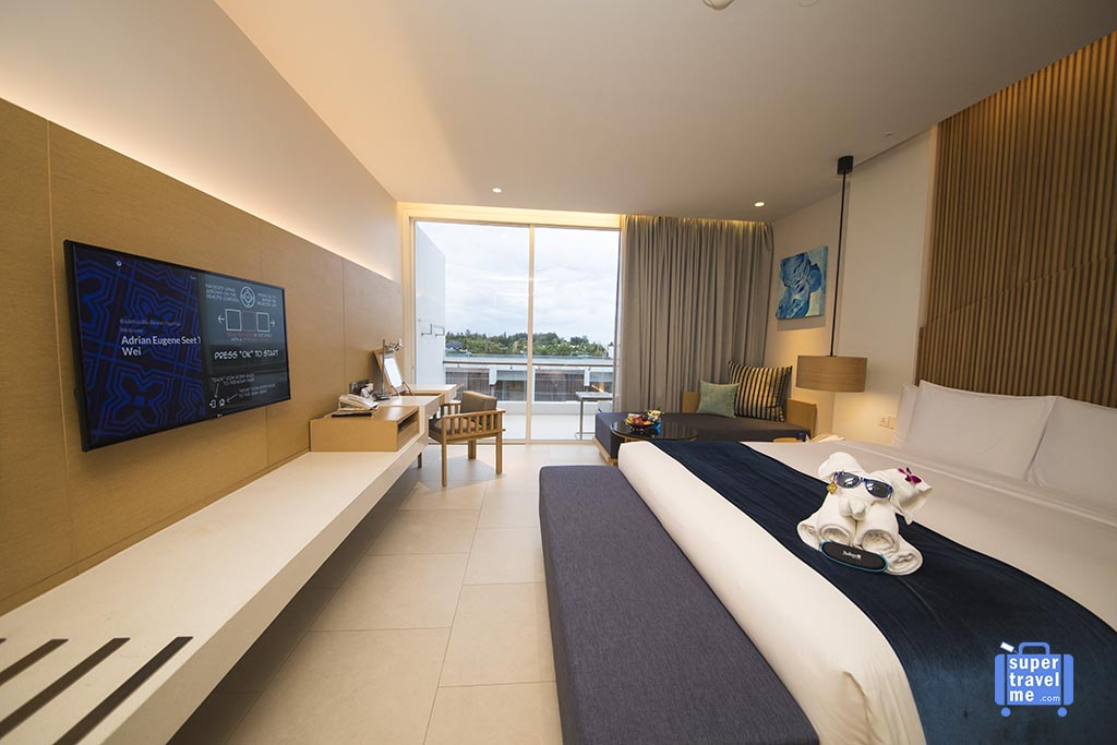 Spacious Rooms at the Radisson Blu Resort Hua Hin