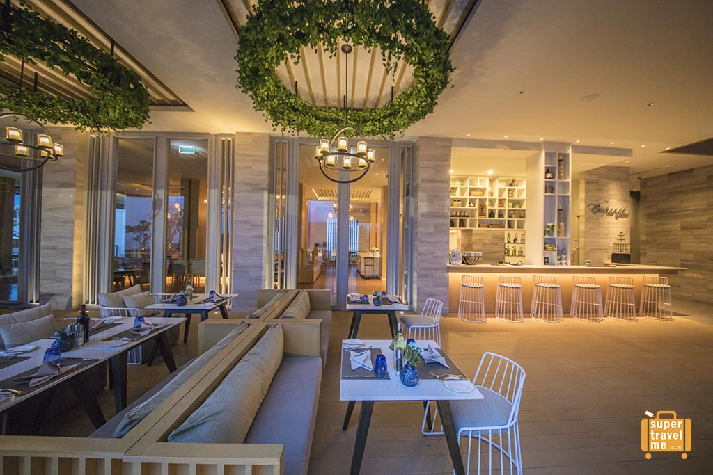 Radisson Blu Resort Hua Hin - Dine at The Exchange