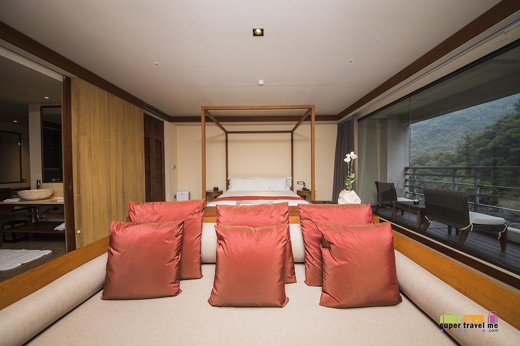 The River View Suite at Silks Place Taroko