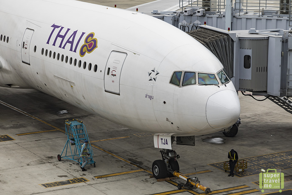 Thai Airways Aircraft