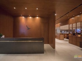 Cathay Pacific Singapore Lounge 1G7A1570