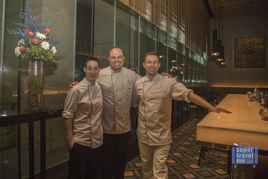 Chefs of The Savoy London at Fairmont Jakarta