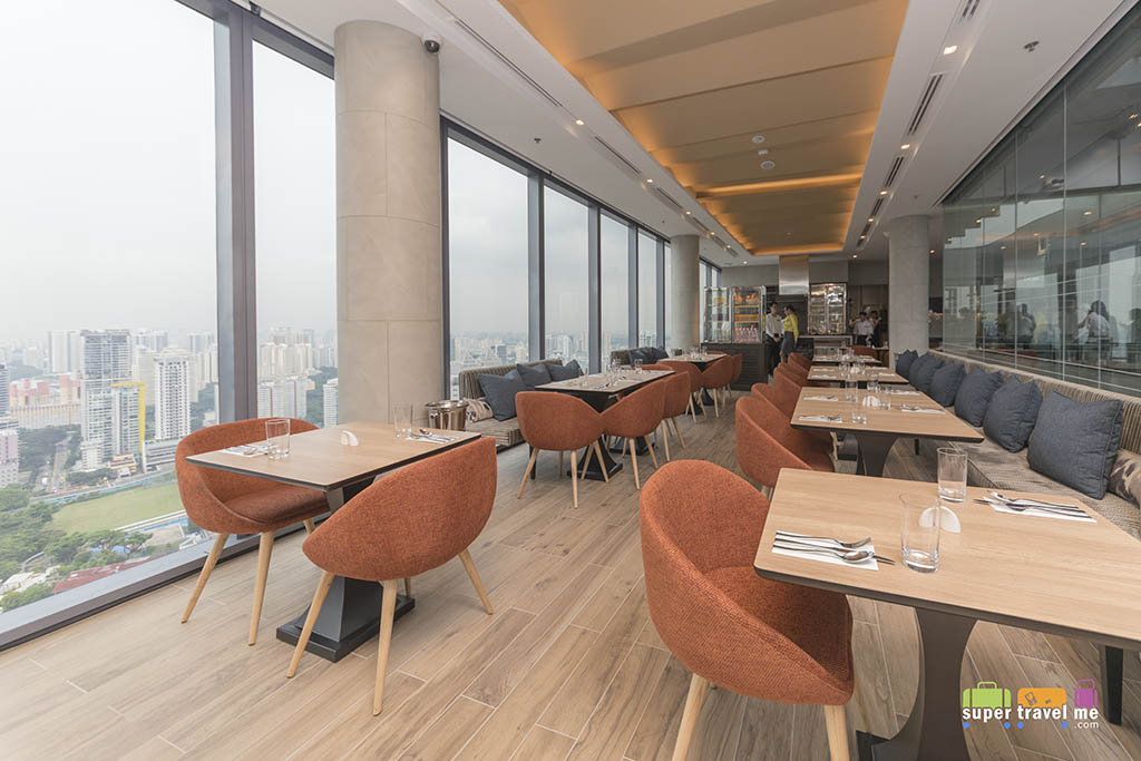 Courtyard by Marriott Singapore Novena Executive Lounge