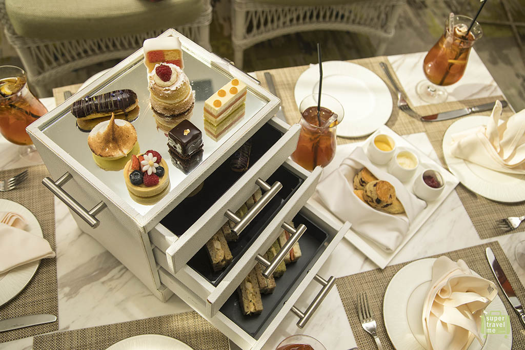 Fairmont Jakarta - British Afternoon Tea