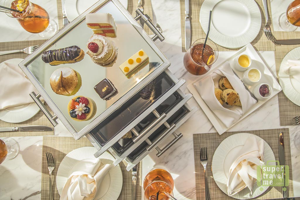 The Savoy British Afternoon Tea at The Fairmont Jakarta's Peacock Lounge from 24 August 2017 till 6 September 2017