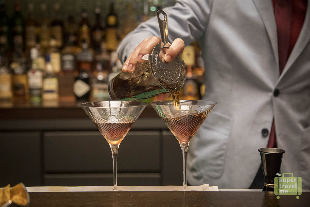 Barong Bar Take Over by Witek Wojaczek from Beaufort Bar at The Savoy, London.