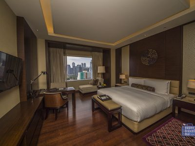 Room 1706 at Fairmont Jakarta