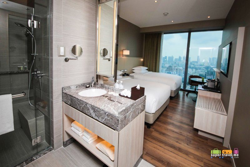 Courtyard by Marriott Singapore Novena Premier Room