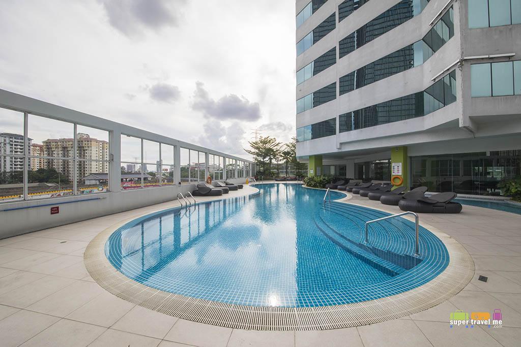 Pullman Kuala Lumpur Bangsar Pool 1G7A0458