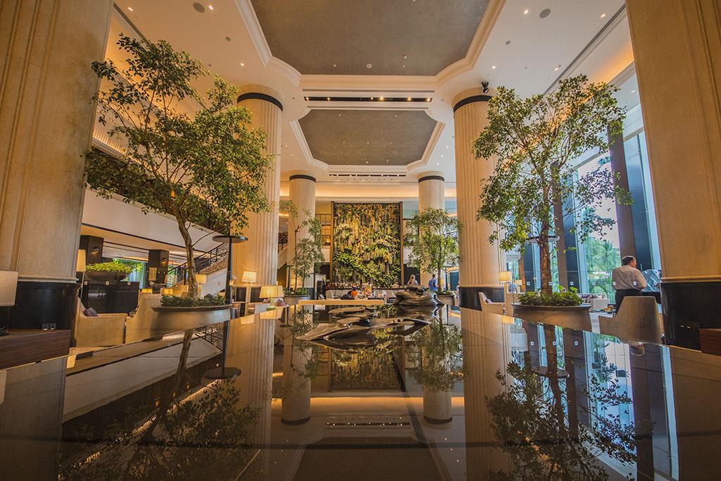 Shangri La Singapore Lobby 1g7a4857 Supertravelme Com