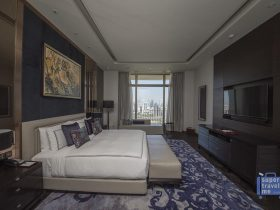 Fairmont Jakarta - Presidential Suite bedroom 1G7A4165