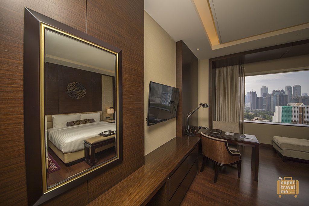 Fairmont Jakarta Room 1706