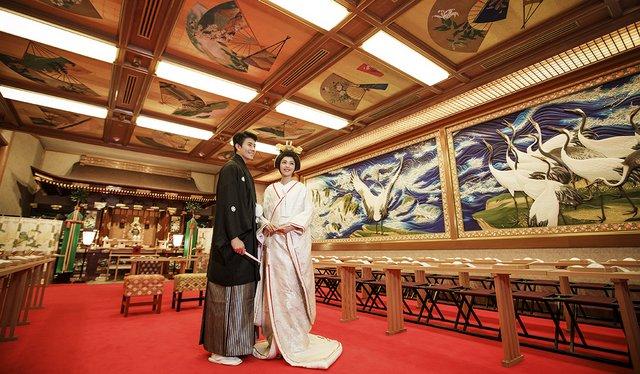 Hotel Gajoen Wedding (Small Luxury Hotels of the World photo)
