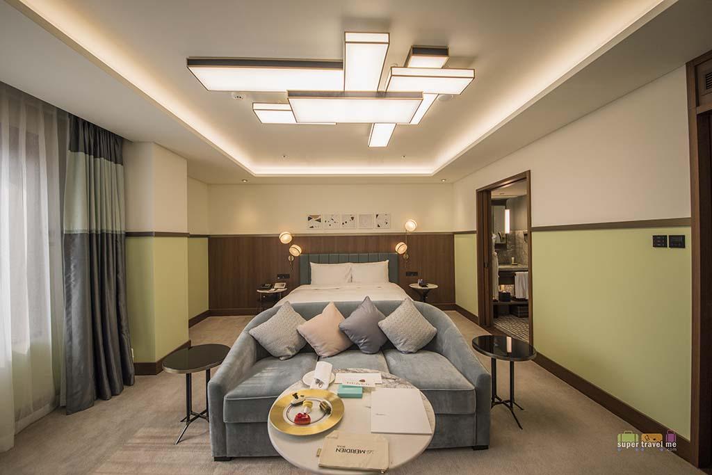 Le Meridien Seoul Suite bedroom - 1G7A1725-2