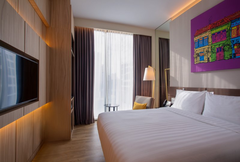 Mercure Singapore on Stevens Guest Room (Mercure Singapore on Stevens photo)