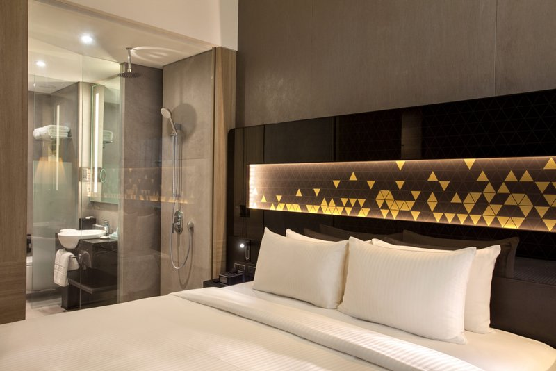 Novotel Singapore on Stevens Guest Room (Novotel Singapore on Stevens photo)